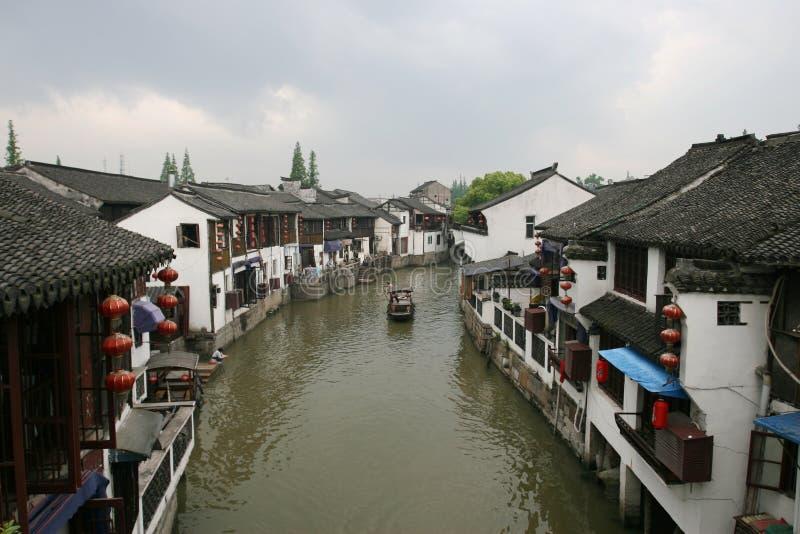 Shanghai's Venice stock images