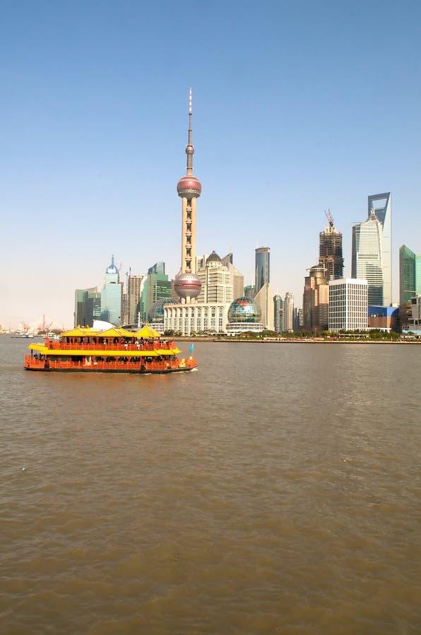 Download Shanghai tourism stock image. Image of seeing, oriental - 14095267