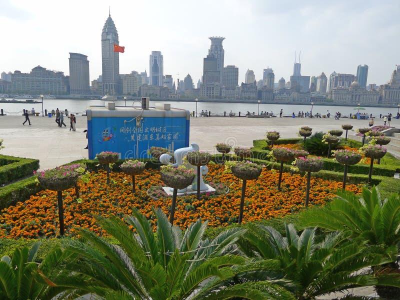 Shanghai Waitan Editorial Photography