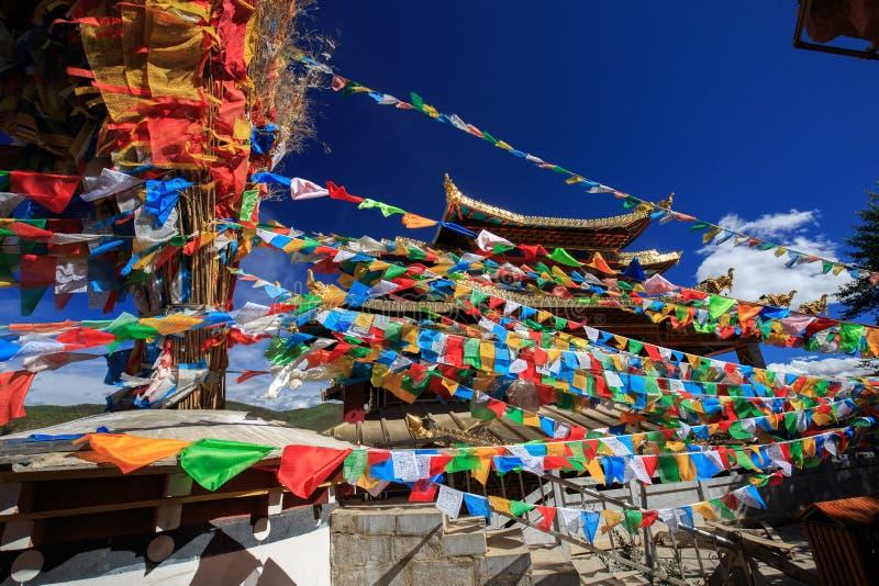 Download Shangrila, Il Yunnan, La Cina Ed Il Posto Vicino Fotografia Stock - Immagine di tibet, vecchio: 56881442