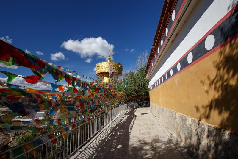 Download Shangrila, Il Yunnan, La Cina Ed Il Posto Vicino Immagine Stock - Immagine di architettura, cinese: 56883725