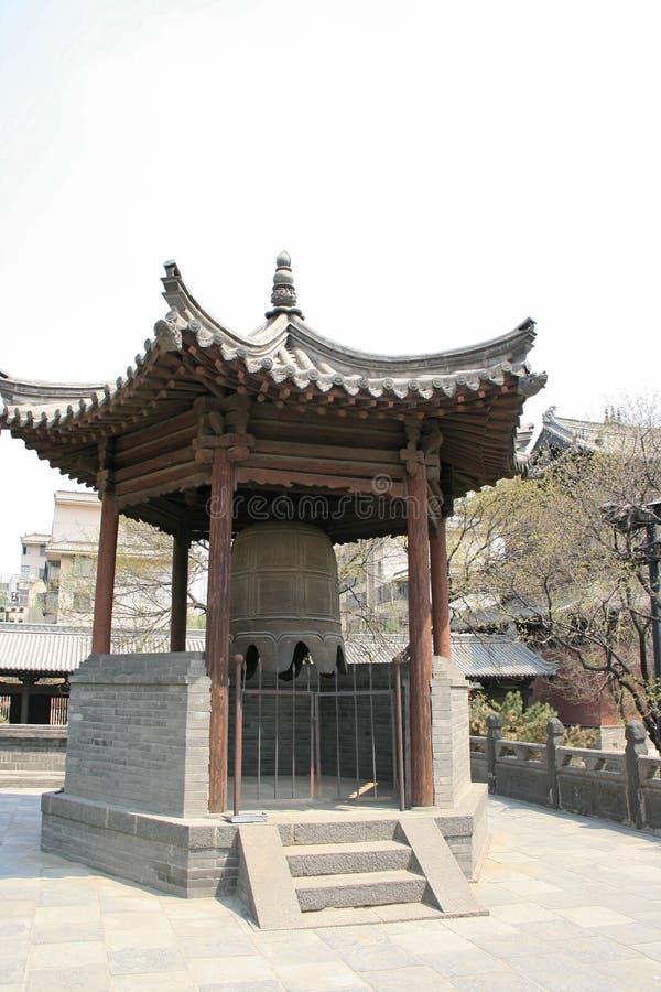 Shanhua monaster Datong, Chiny - fotografia royalty free