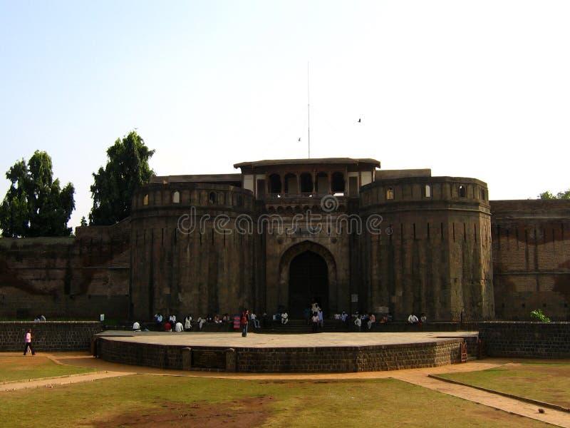 shaniwarwada форта стоковое фото rf