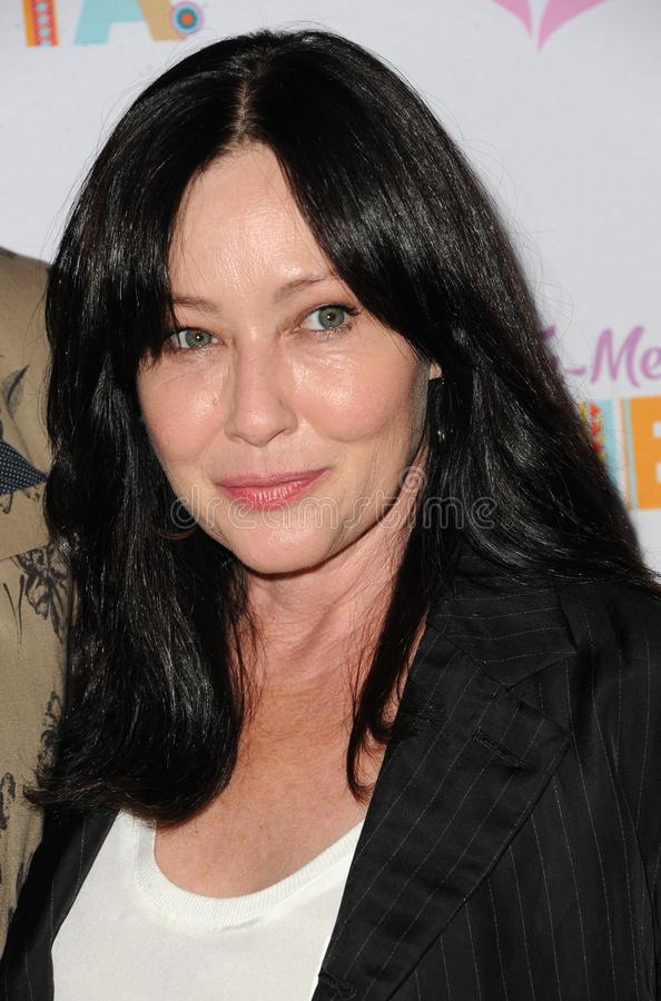 Shannen Doherty stock photography