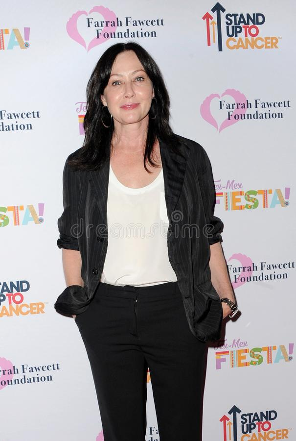 Shannen Doherty stock images