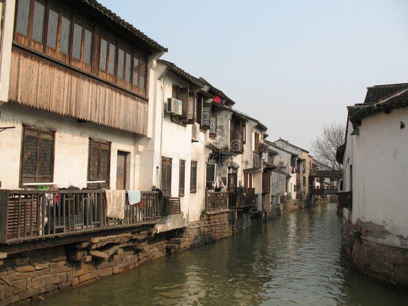 Shantang Suzhou stock afbeeldingen