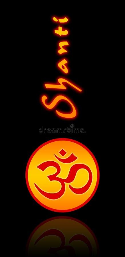 Shanti Symbol for Peace