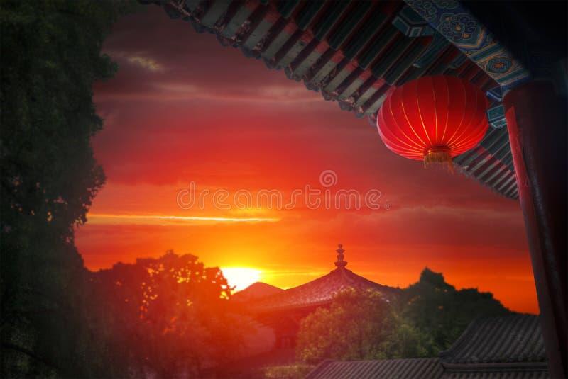 Shaolin is a Buddhist monastery royalty free stock photo