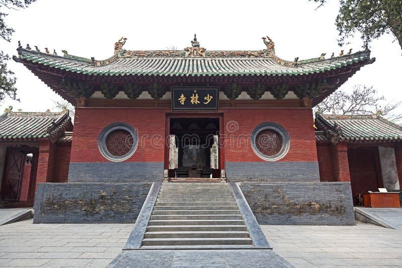Shaolin Temple imagem de stock
