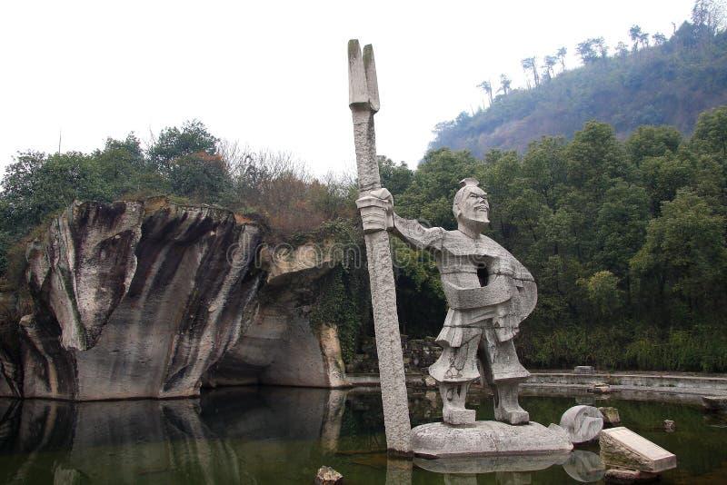 Shaoxing, Jhejiang, Китай стоковые изображения