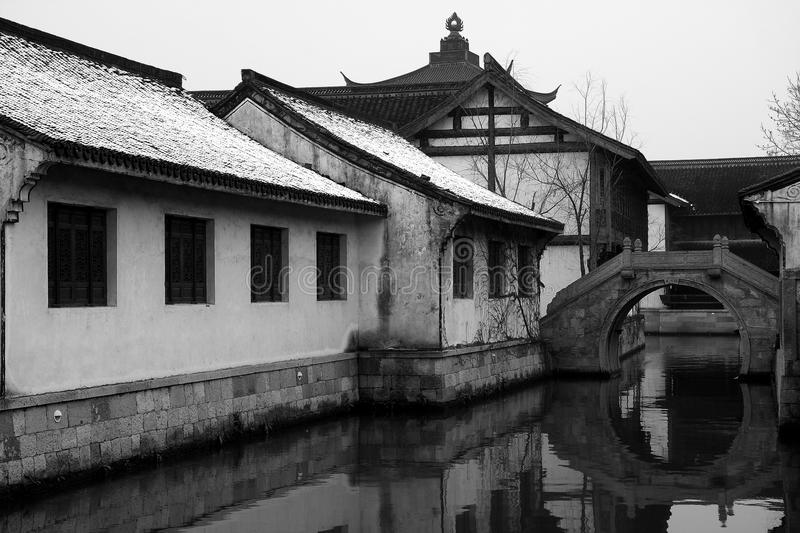 Shaoxing, Jhejiang, China royalty-vrije stock foto's