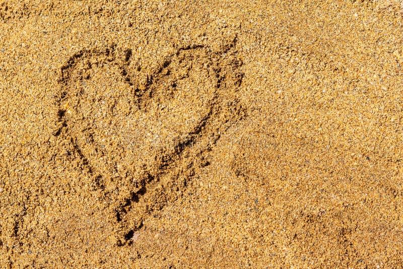 Shape of heart. royalty free stock photo