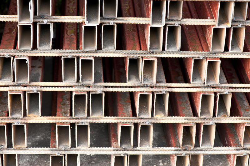 Download Shape steel stock image. Image of fittings, materials - 25686301
