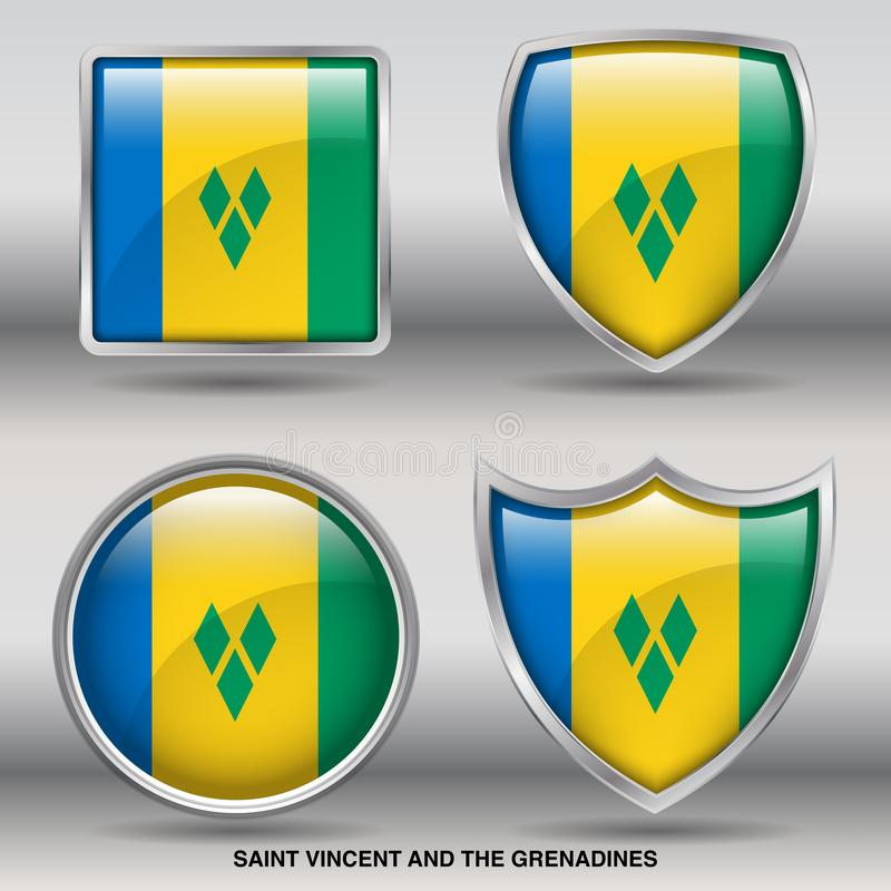 Saint Vincent And The Grenadines stock photos