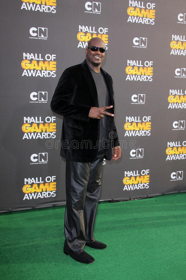 Shaquille OâNeal photo stock