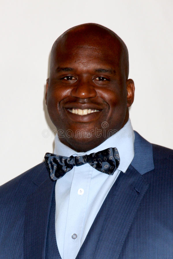 Shaquille O'Neal royalty free stock images