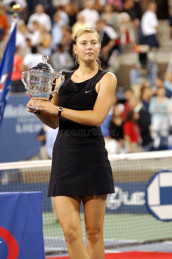 Sharapova Maria USOPEN Cup 132
