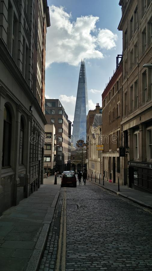 shard stock fotografie