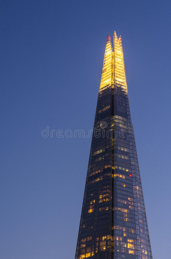 shard royalty-vrije stock fotografie