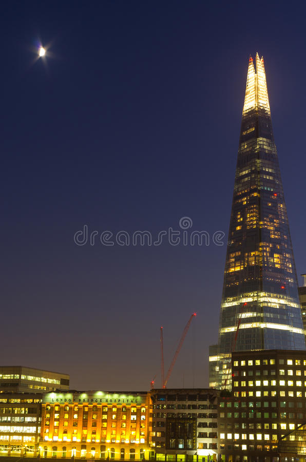 shard royalty-vrije stock foto