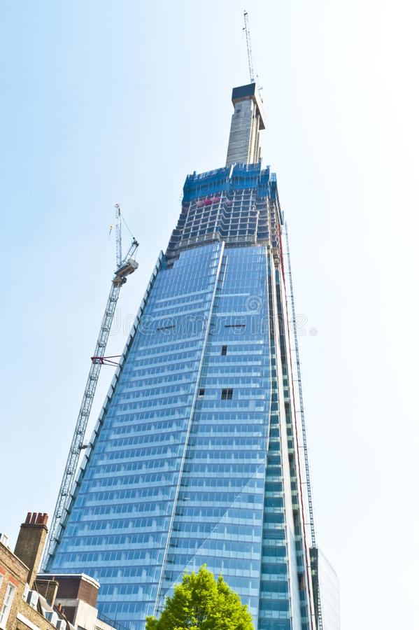 Free Shard Building In London Royalty Free Stock Photos - 19615708