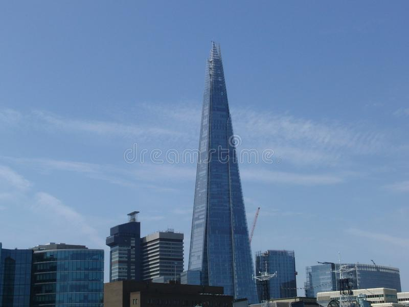 shard royalty-vrije stock foto's