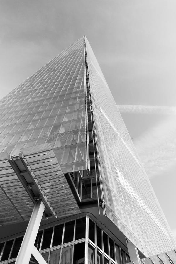 The Shard stock image