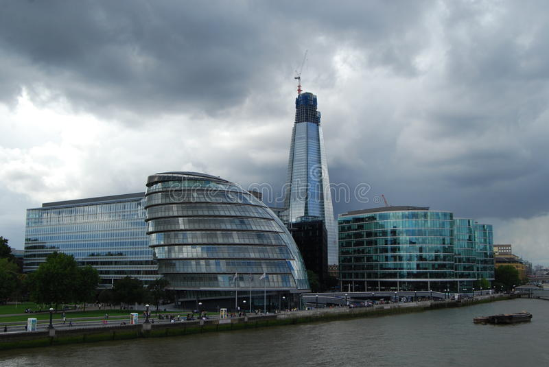 Download Shard Tower stock photo. Image of ship, england, high - 23743106