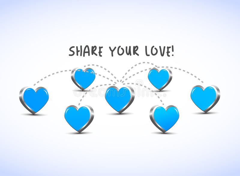 Share Your Love! Stock Photos