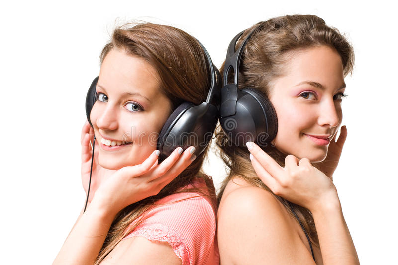 Download Share your tune... stock image. Image of smiling, portrait - 19800147