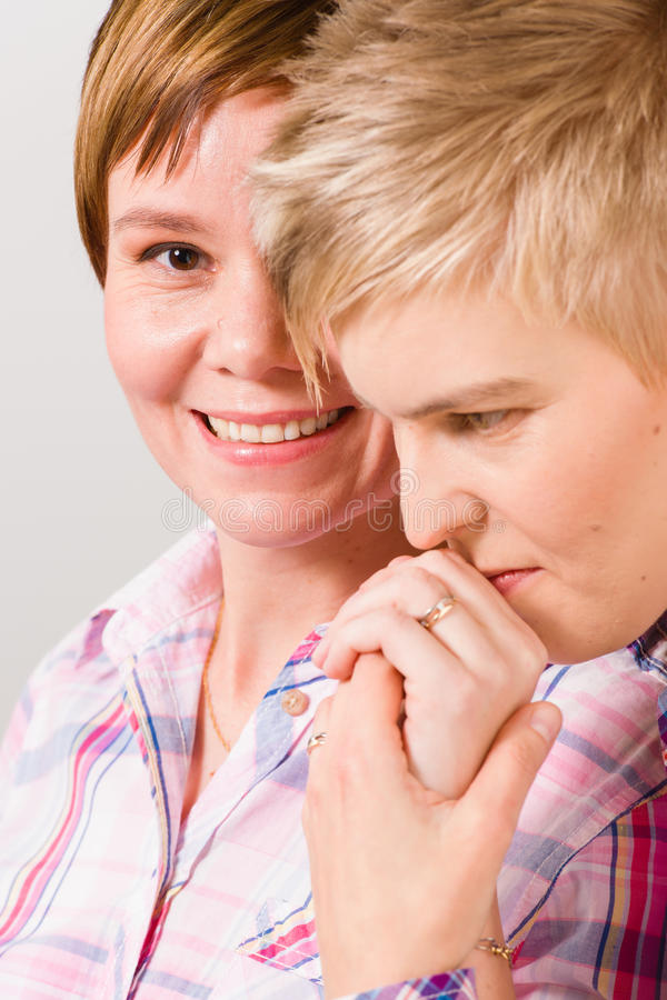 Download Shared a moment stock photo. Image of lesbians, relax - 27979220