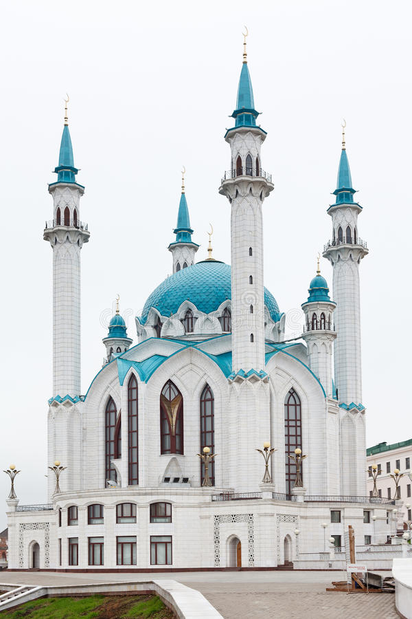 sharif мечети kol kazan города стоковое фото