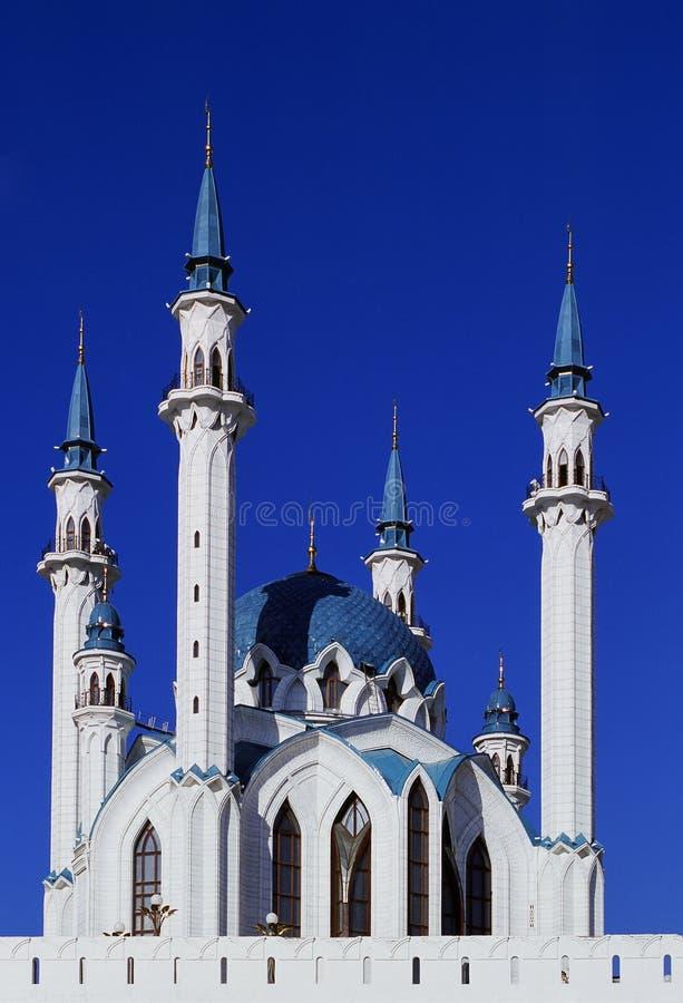 sharif мечети kull kazan стоковое фото