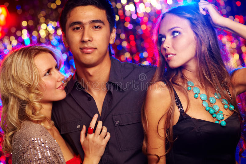 Download Sharing guy stock image. Image of entertainment, jealous - 23974121