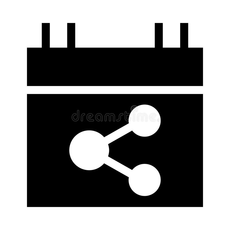 Sharing glyphs icon. Sharing Vector glyphs Icon. Elements for mobile concept and web apps. Thin line icons for website design and development, app development vector illustration