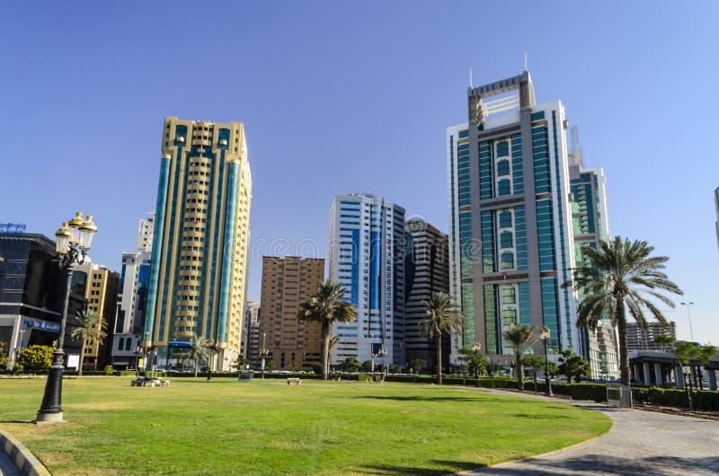 Sharjah UAE royalty free stock photos
