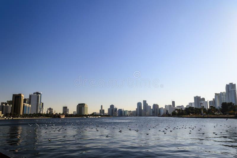 Sharjah UAE stock photos