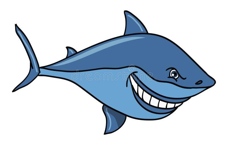Download Shark Great White stock vector. Image of shark, dangerous - 22927538