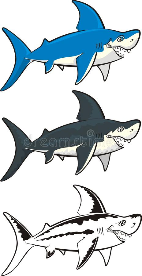 Shark - Marine Predator Royalty Free Stock Photography