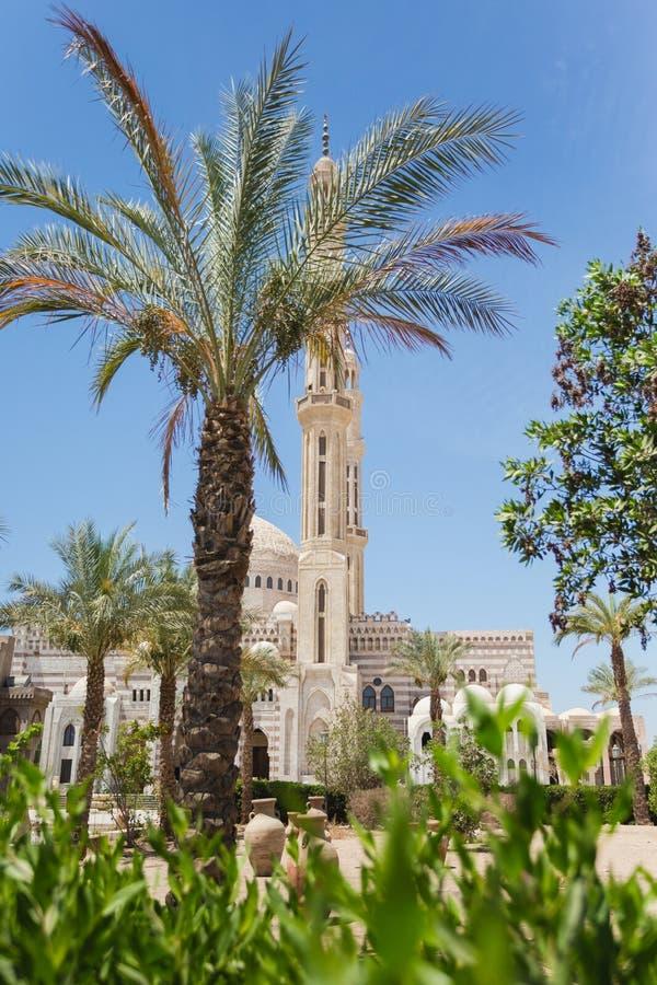 SHARM EL SHEIKH, ЕГИПЕТ - 16-ОЕ МАЯ 2018: Голливуд - развлекательный центр стоковые изображения rf