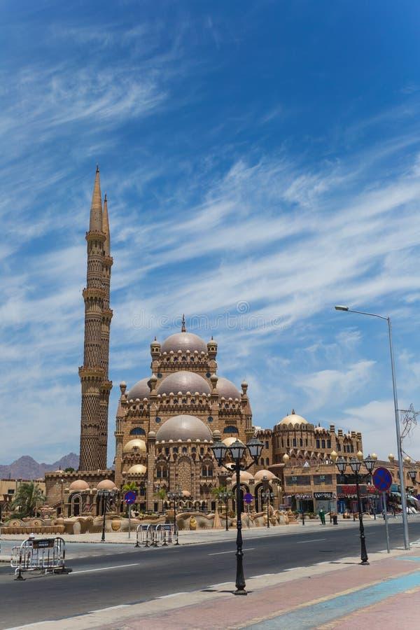SHARM EL SHEIKH, ЕГИПЕТ - 16-ОЕ МАЯ 2018: Голливуд - развлекательный центр стоковое фото rf