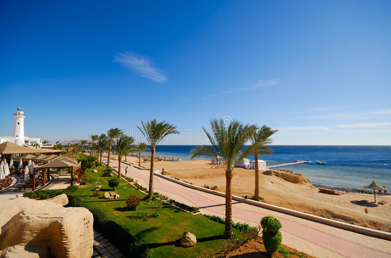Sharm el sheikh royalty free stock photos
