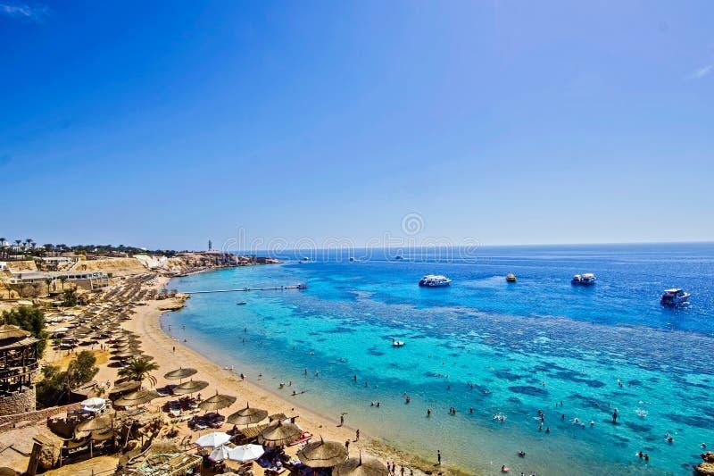 Sharm el-Sheikh fotografia stock libera da diritti