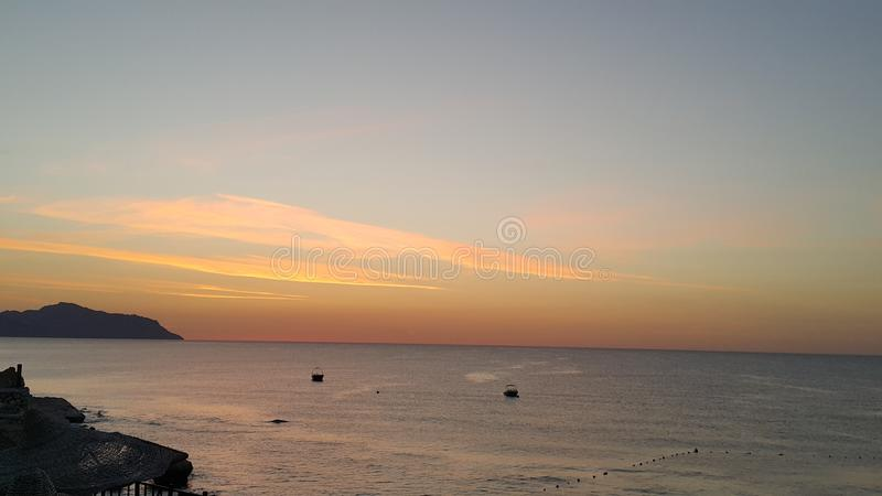 Sharm el Sheikh stockfoto