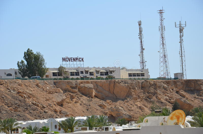 Sharm El Sheikh. My journey in the spring of 2012 to Sharm El Sheikh stock images