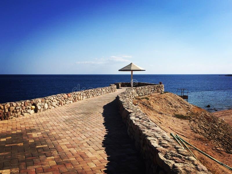 Sharm elsheik红海埃及 库存照片