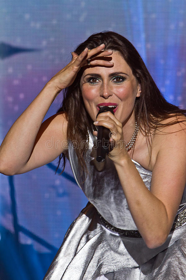 Download Sharon Den Adel (Within Temptation) Editorial Photo - Image: 27542966
