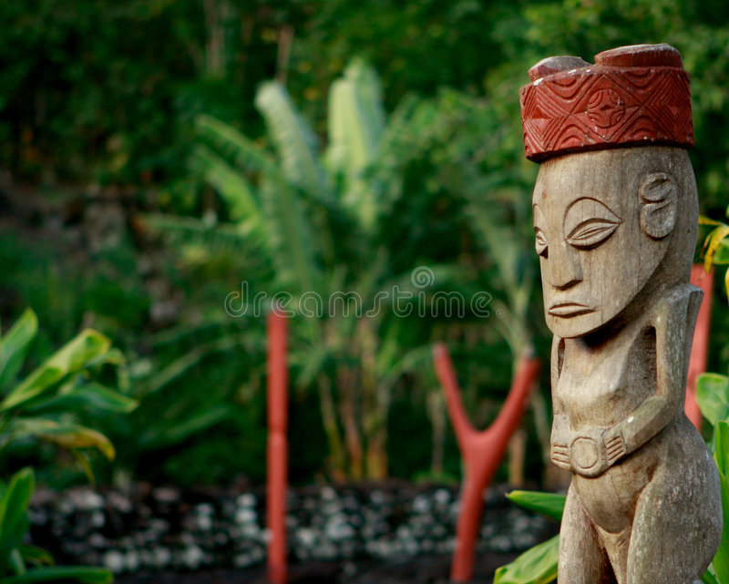 Sharonsphoto : Moorea Marae photo libre de droits