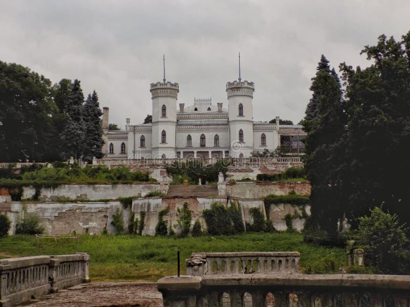 Sharovka slott arkivfoto