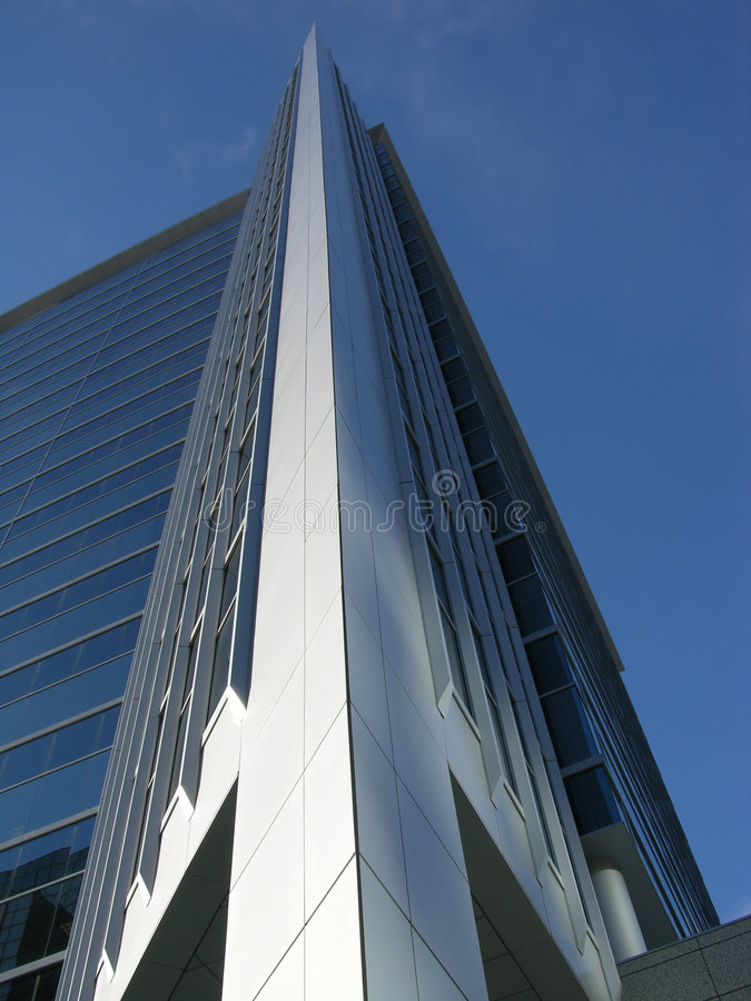 Download Sharp Building stock image. Image of architecture, blue - 57155